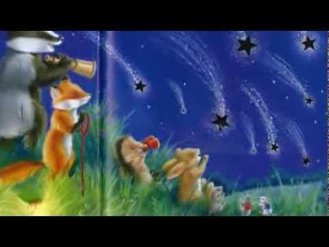 Egeltje en de vallende sterren (digitaal prentenboek)