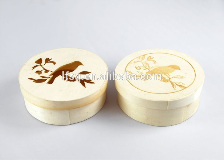 Round Small Wooden Boxes Wholesale,Round Wooden Boxes For Food - Buy Wooden Box,Wooden Boxes For Food,Poplar Product on Alibaba.com