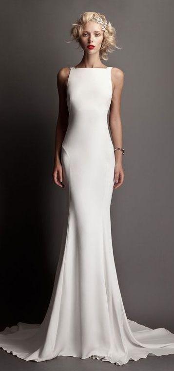 Stunning wedding dress from Roberto Cavalli