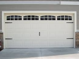 white garage door - Google Search