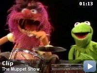 Filmed in the 70s but worldwide broadcasted in the 80s: the Muppet Show. It's still fun to watch the on-going struggle of Kermit and his friends to put on a weekly show. I loved the punch lines and many characters: Animal, the Swedish Chef, Beaker and the grumpy old men.