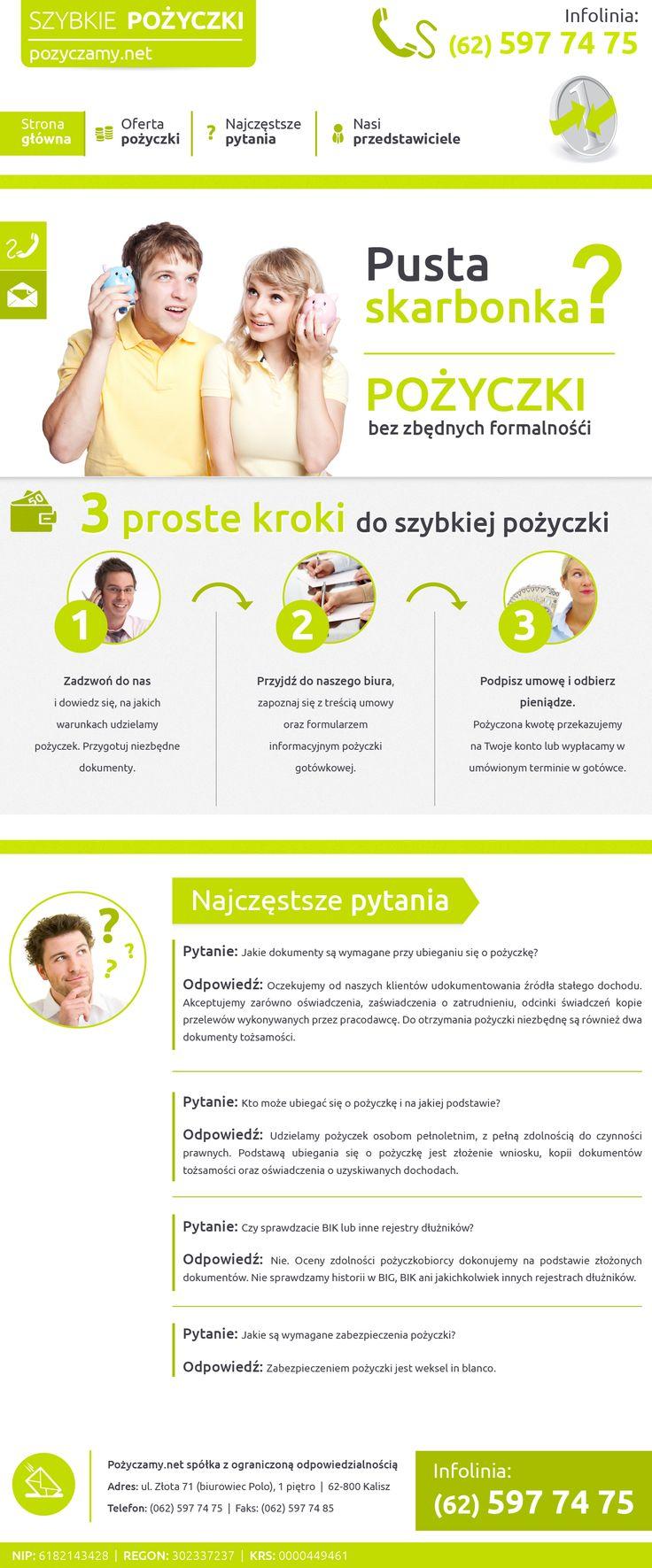 Website for business lending  |  Design: www.pinkelephant.pl /web design /layout /portfolio /web /design /logo