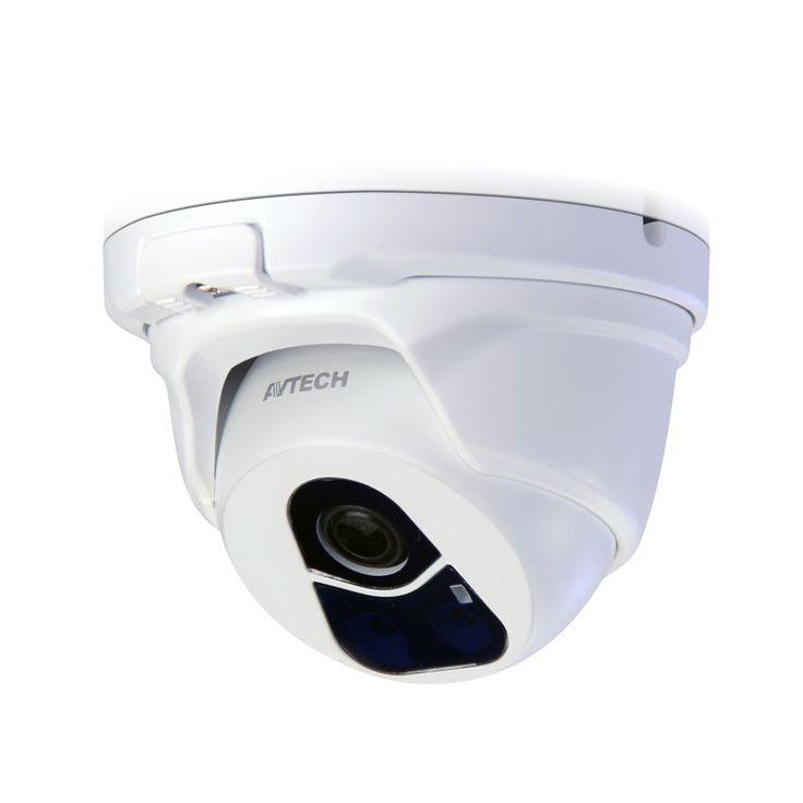 AVTECH DGC1124P κάμερα DOME TURBO HD (HDTVI) 2Mpixel 3.6mm 1080p 25m IP66 Αδιάβροχη  Χαρακτηριστικά:Κάμερα DOME  Είναι απόλυτα συμβατή με τα καταγραφικά...