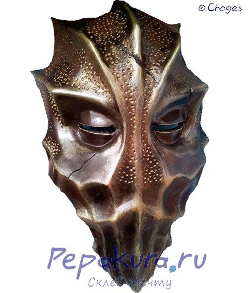 skyrim mask DIY