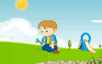 Teach about PLANT LIFE CYCLE with an Animated Lesson.
