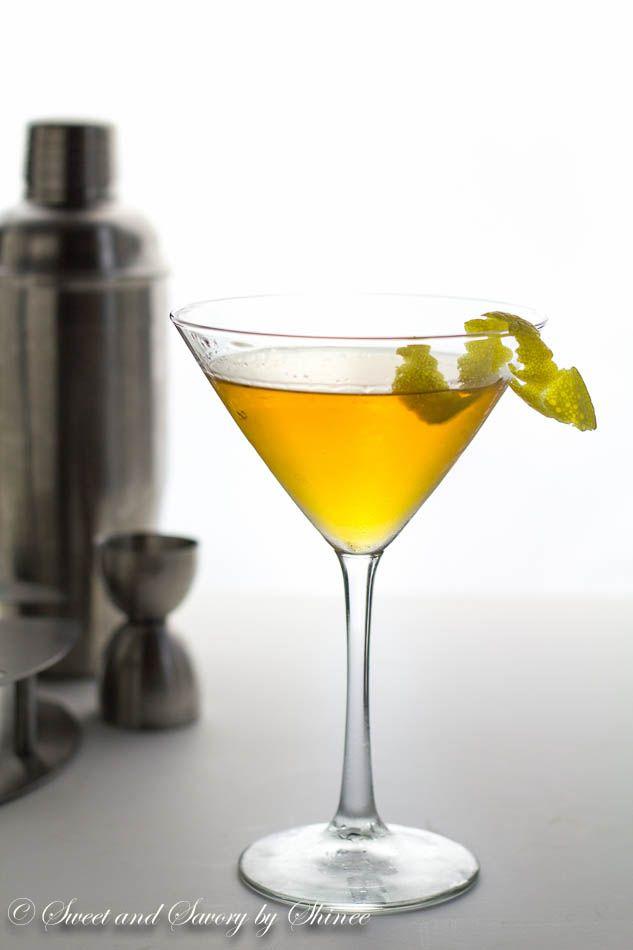 10 best images about cocktails on pinterest jasmine for Tea infused vodka cocktails