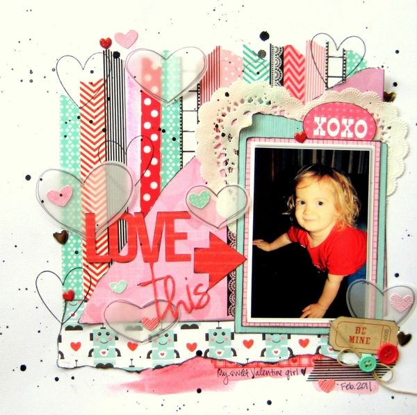 68 best Scrapbook Layouts - Missy Whidden images on Pinterest ...