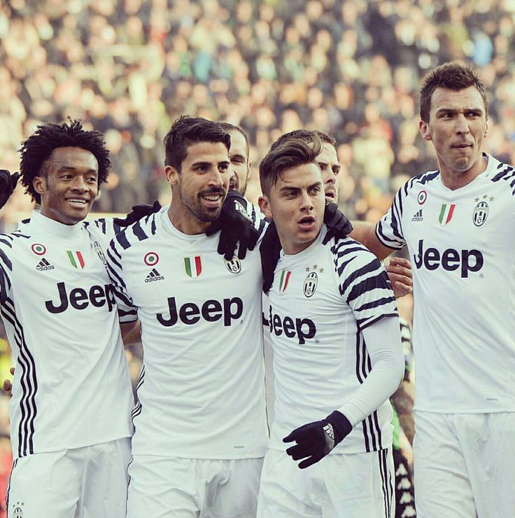 Juventus during the match vs Sassuolo.