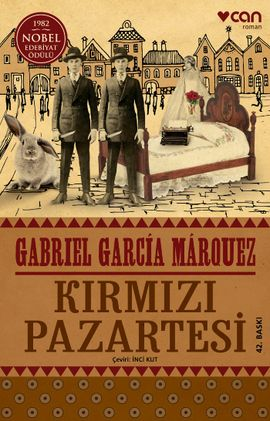 kirmizi pazartesi - gabriel garcia marquez - can yayinlari  http://www.idefix.com/kitap/kirmizi-pazartesi-gabriel-garcia-marquez/tanim.asp