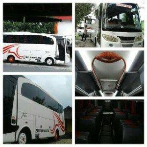 Sewa Bus Jogja seat 35