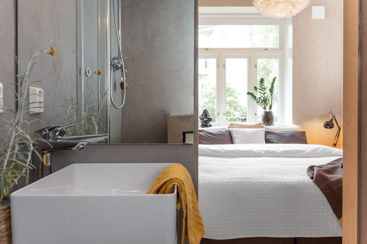 Claystone bathroom Architect/designer, Lisa Wettsjö+Gustav Wettsjö