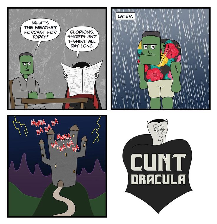 Pin by Count Slothula on Comics. | Vampire comic, Cute ...