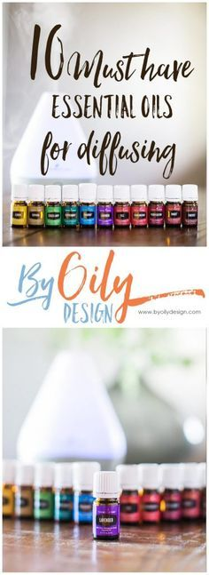10 must have essential oils for diffusing. How to use essential oils in…