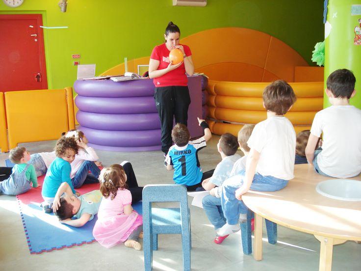 Kidsville by Virgin Active Italia spazio gioco miniclub centri fitness benessere