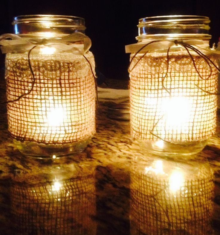 Best 20 homemade candle holders ideas on pinterest for Homemade candle holders