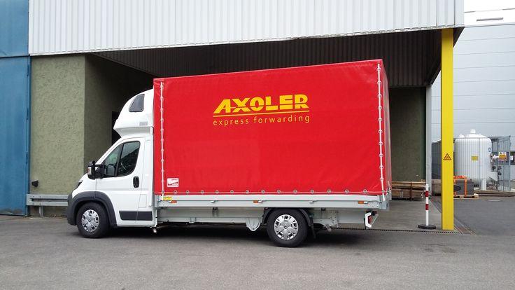Axoler csomagszállítás www.axoler.hu