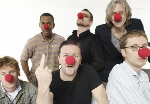 Bono participara en el Red Nose Day 2016, un evento que ayuda a recaudar dinero para ayudar a los niños que se encuentran en una situación de pobreza