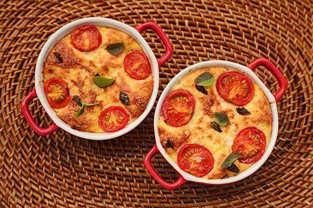 Ultimamente estou sozinha em casa na hora do almoço, e por isso acabo buscando soluções práticas de um prato único e acompanho com uma salada. Esses dias encontrei essa receita no blog Diga Maria e já guardei nos favoritos para...