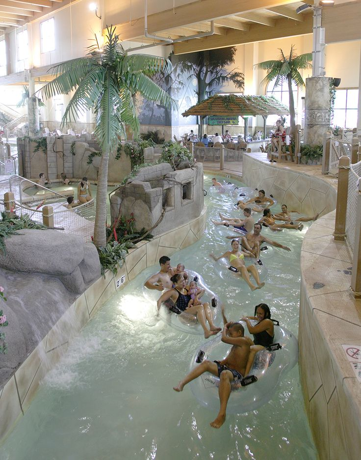 Lost Rios Indoor Waterpark | Chula Vista Resort in Wisconsin Dells