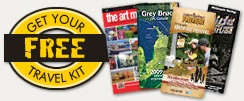 Free Southern Ontario Travel and Maps!
