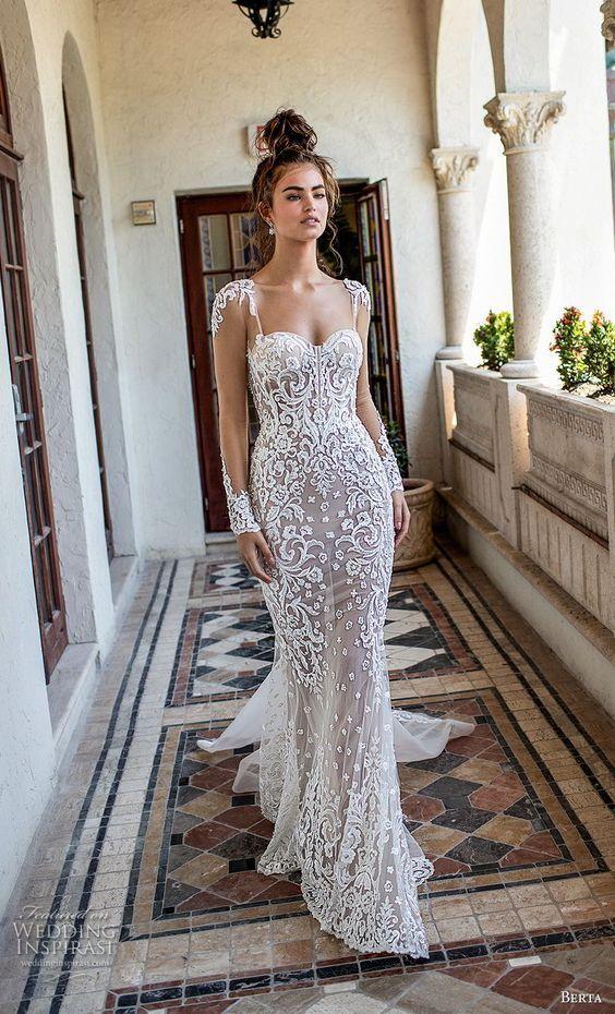 Свадебные платья Noya Bridal 2019 изоражения