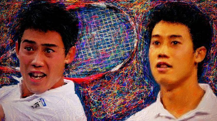 僕は錦織圭選手を応援してます、本当は最もたくさんの日本人選手がトップランクに何人か入てもおかしくないはずです、世界でもテニスの盛んな国であると同時に軟式テニスはトップクラスです、錦織の強さは軟式テニスを取り入れたJapanテニスできっと世界ランク1位も間違いし、優勝すればたくさんの後輩が出てくるはずです、そんな錦織圭選手をお絵描きしました。  Bear's Den - Sophie - 08/30/13 - Troy High School (OFFICIAL) http://youtu.be/6gGrO3tIS_Y