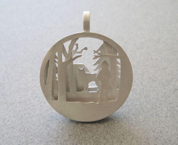 layered pendant