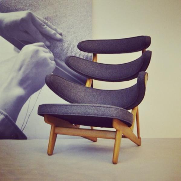 Poul Volther 1953 Matzform Danish Design * * Marcel Ronda