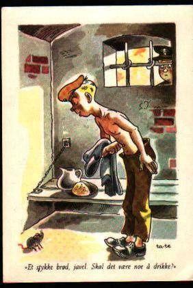 Humorkort fra militærlivet / Arne Taraldsen (*-trolltarald)