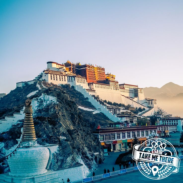 Lhasa, China | Known as the land of the Gods, never worry about not being able to find temples to explore in Lhasa
