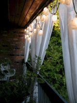 Cozy small apartment balcony decorating ideas (14