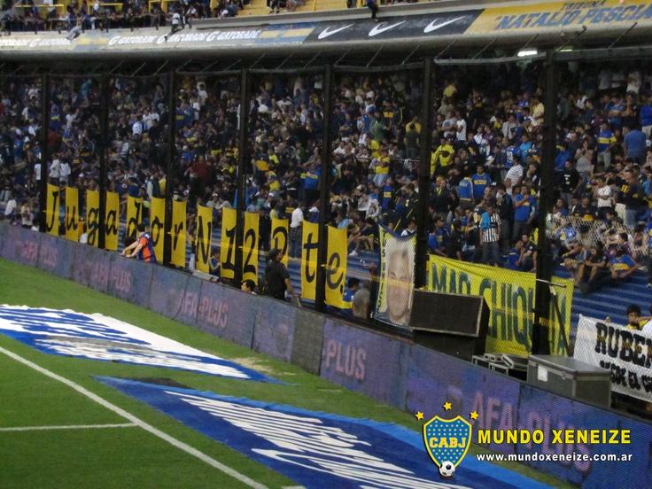 Boca vs Unión 3 marzo 2013
