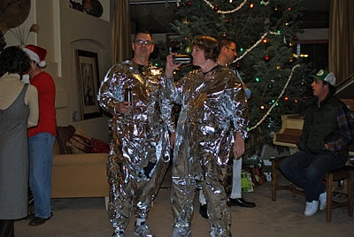 Todd And Margo The Griswald S Neighbors Christmas Pinterest