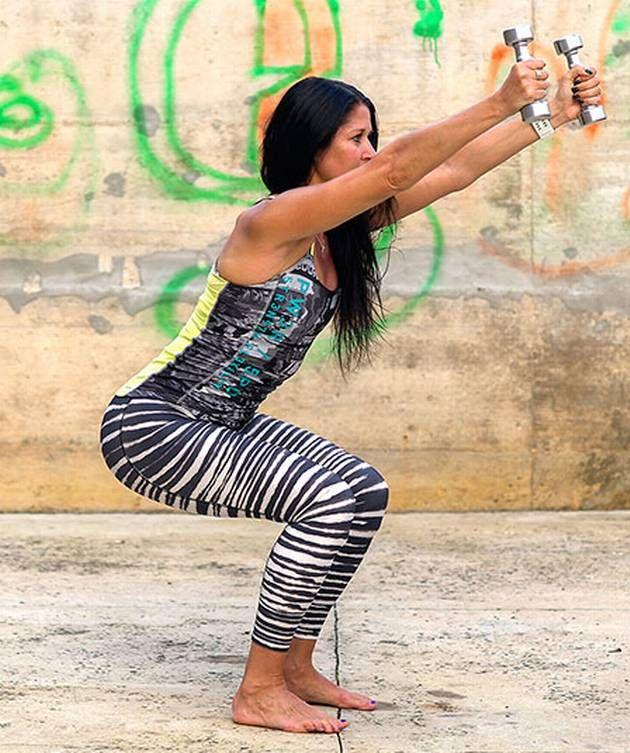 Låt hantlarna följa med till yoga-salen | Träning | Wellness | Aftonbladet