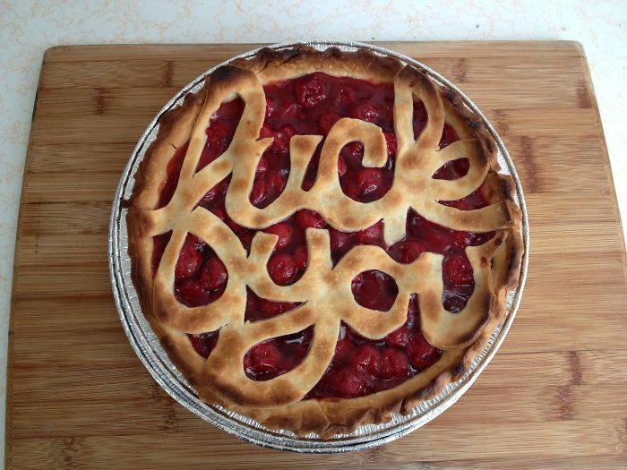 one day I'll make this pie for someone