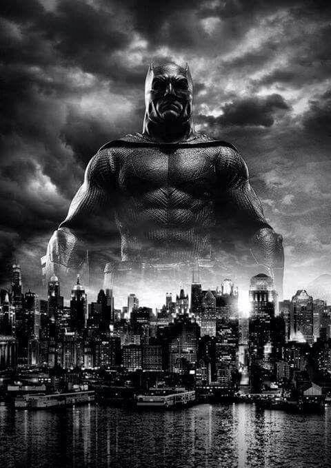 Batman in Gothan