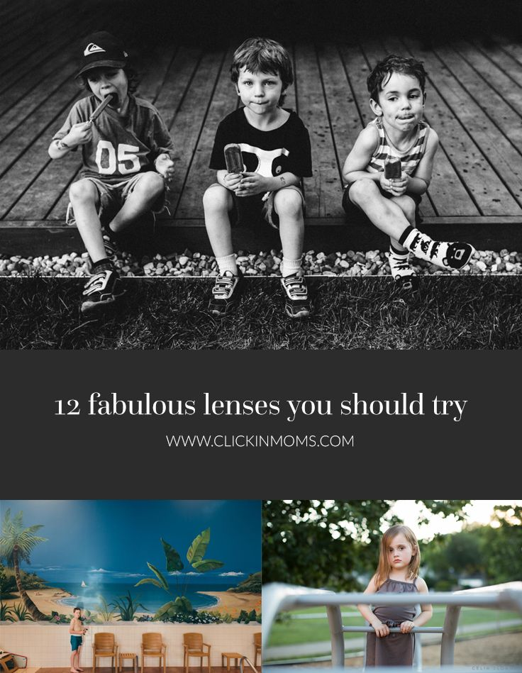 12 fabulous lenses you should try