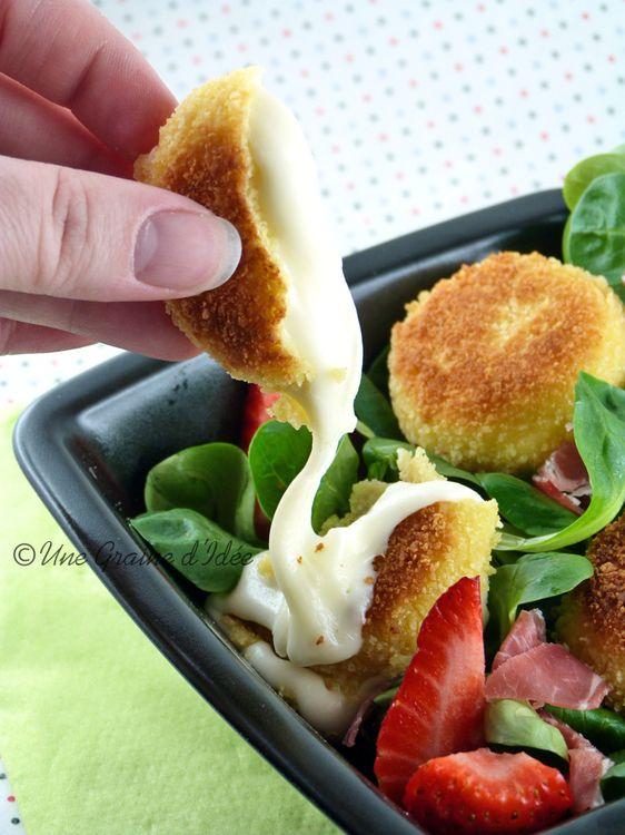 Mini Babybel panés. Clo S : rapide, ludique, bon : parfait pour les déjeuners d'enfants !