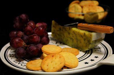 Kakkuviikarin vispailuja!: Suolakeksit