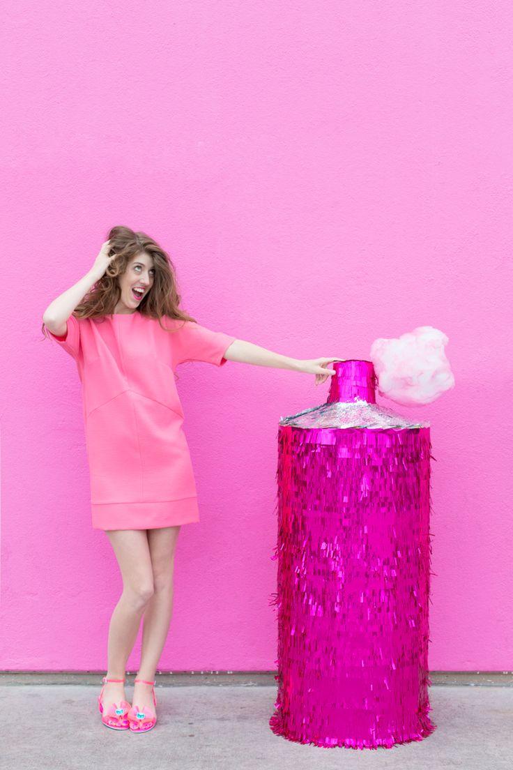 DIY Hairspray Piñata | studiodiy.com