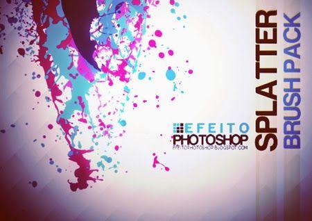 25 Packs de Pinceles para Photoshop Gratis | Saltaalavista Blog