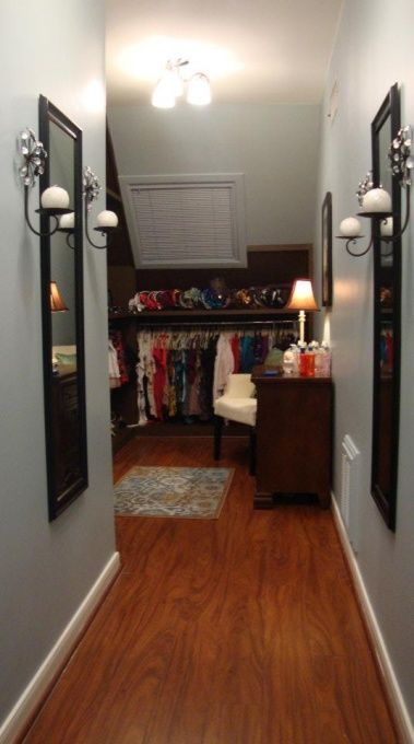 TEEN DREAM!, Who hangs out in there closet? Anyone?