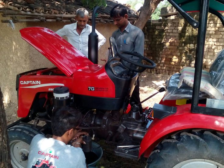Free Mega Service Camp by our authorized Dealer. Attended to maximum nos. of Captain tractors and defined its unique Identity. Appreciated by all customers.. Added goodwill to Captain Tractors.