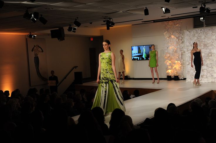 Best Fashion Schools In The World : Photo From Kent State Fashion School's Fashion Show