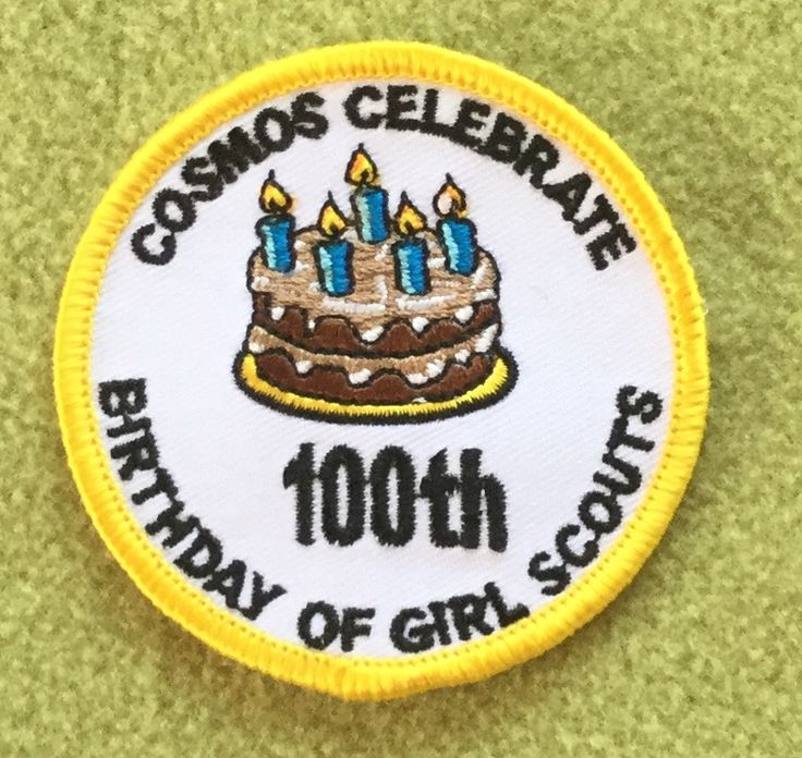 1000 images about girl scout 100th anniversary patches on