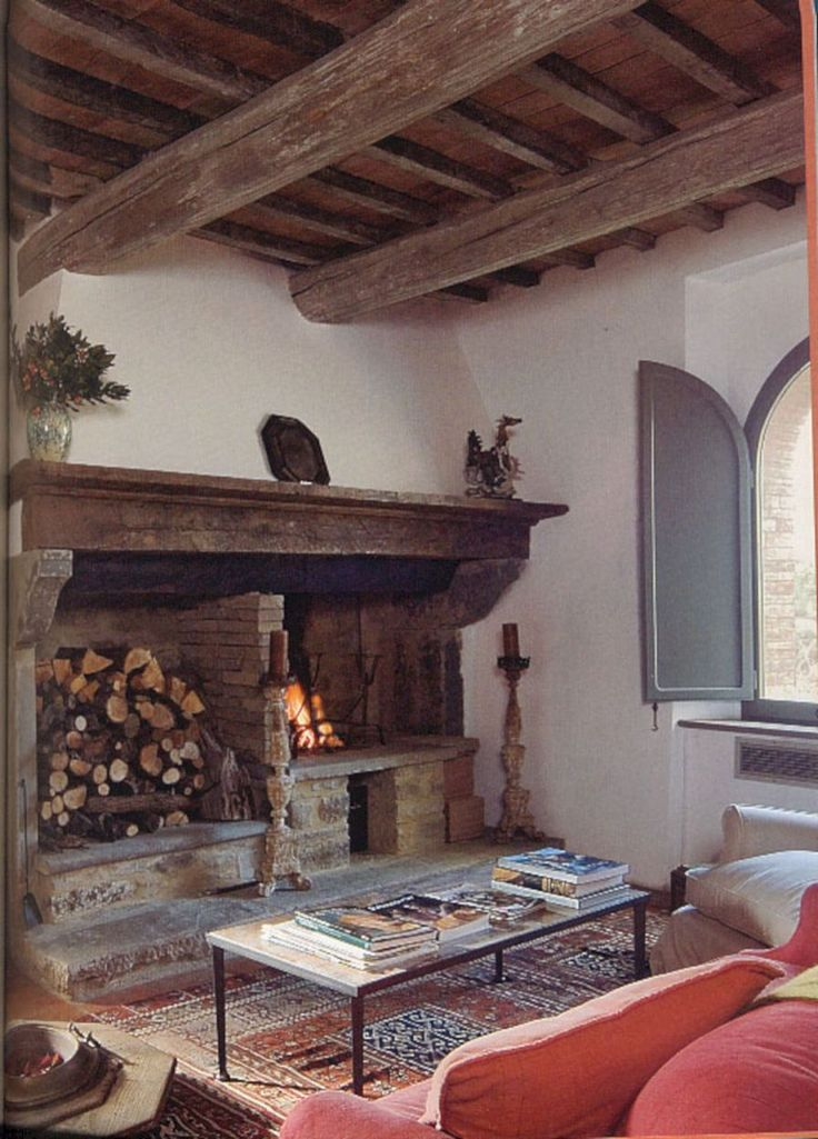 best Ideas of Amazing Decorating Rustic Italian Houses 30