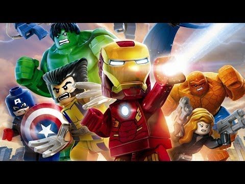 The 25 best lego marvel super heroes ideas on pinterest lego lego marvel super heroes full movie 2013 all cutscenes cinematics hd voltagebd Image collections