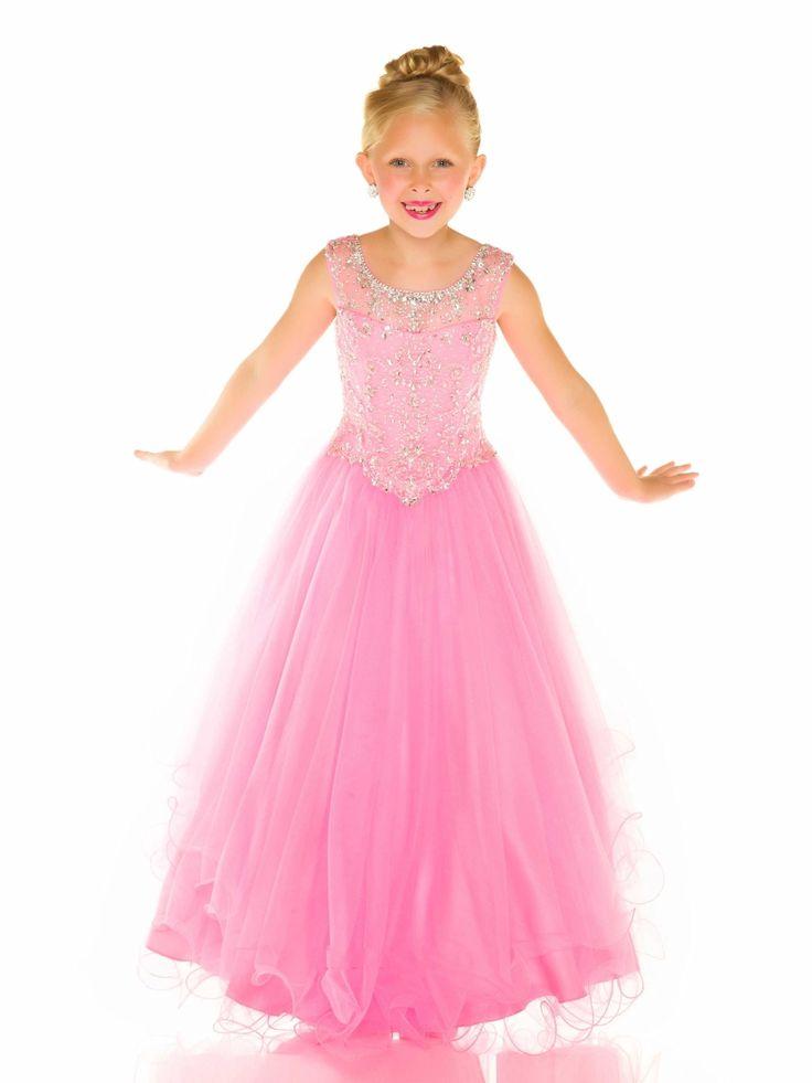 Everything Formals - Sugar Little Girls Pageant Dress 48608S, $498.00 (http://www.everythingformals.com/MacDuggal-Sugar-48608S/)