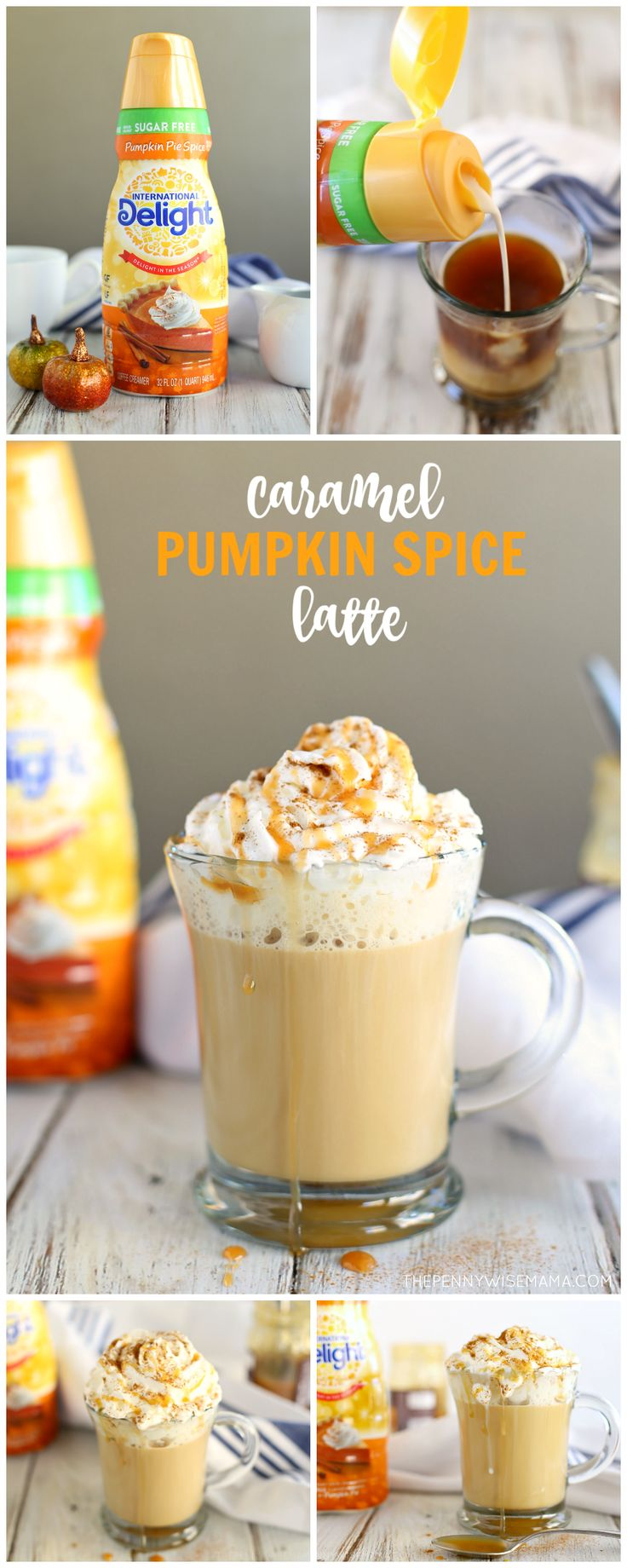 Love PSL's but hate the price tag? Check out this Caramel Pumpkin Spice Latte recipe for a tasty twist on the autumn classic!