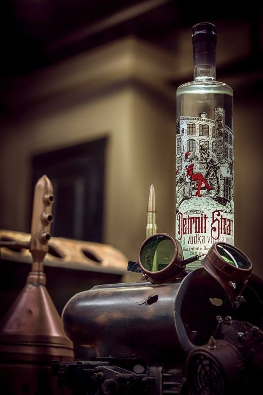 30 best images about michigan distilleries on pinterest for Iron fish distillery